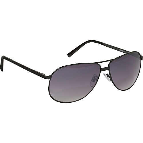 Rocawear Sunwear Aviator Sunglasses - Black