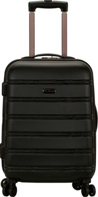 Rockland Luggage Melbourne 20 Expandable Abs Carry On