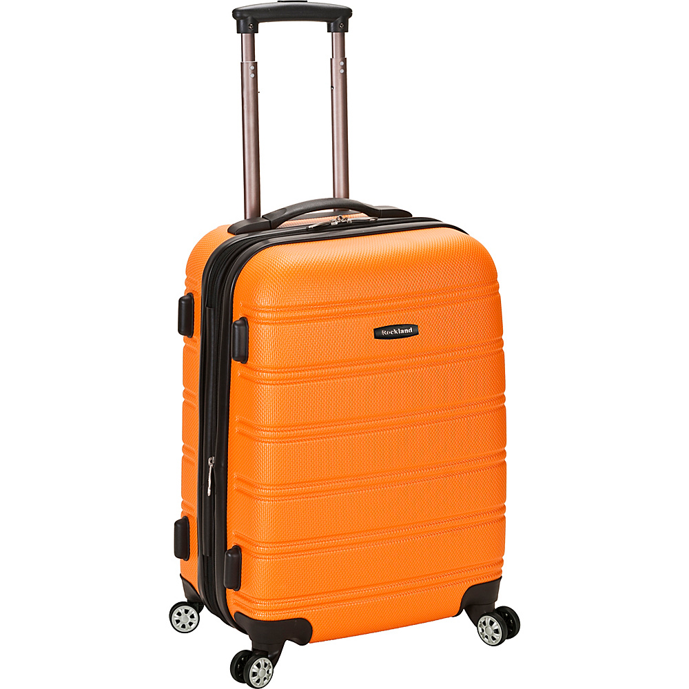 Rockland Luggage 20 The Bullet II Hardside Spinner - Luggage, Hardside Carry-On
