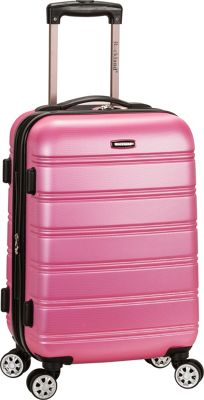 Rockland Luggage 20 inch The Bullet II Hardside Spinner Carry-On