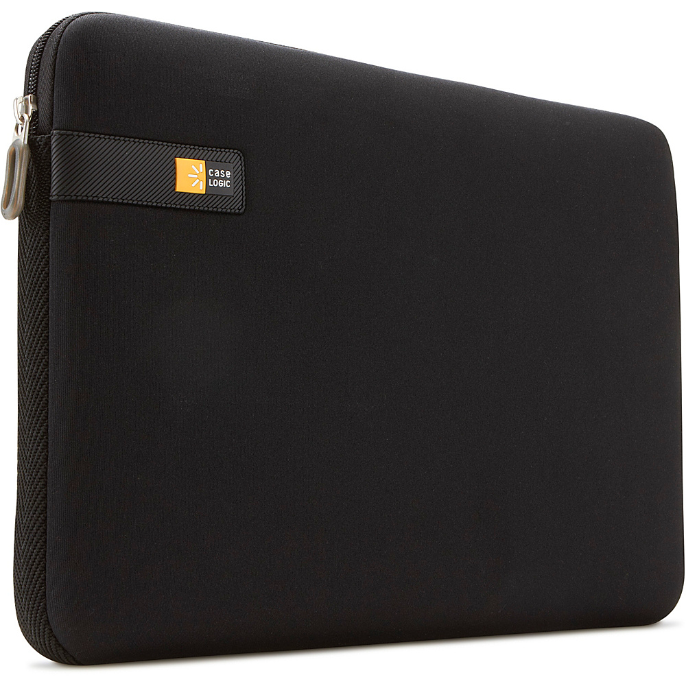 Case Logic 13.3 Laptop and MacBook Sleeve - Black - Technology, Electronic Cases