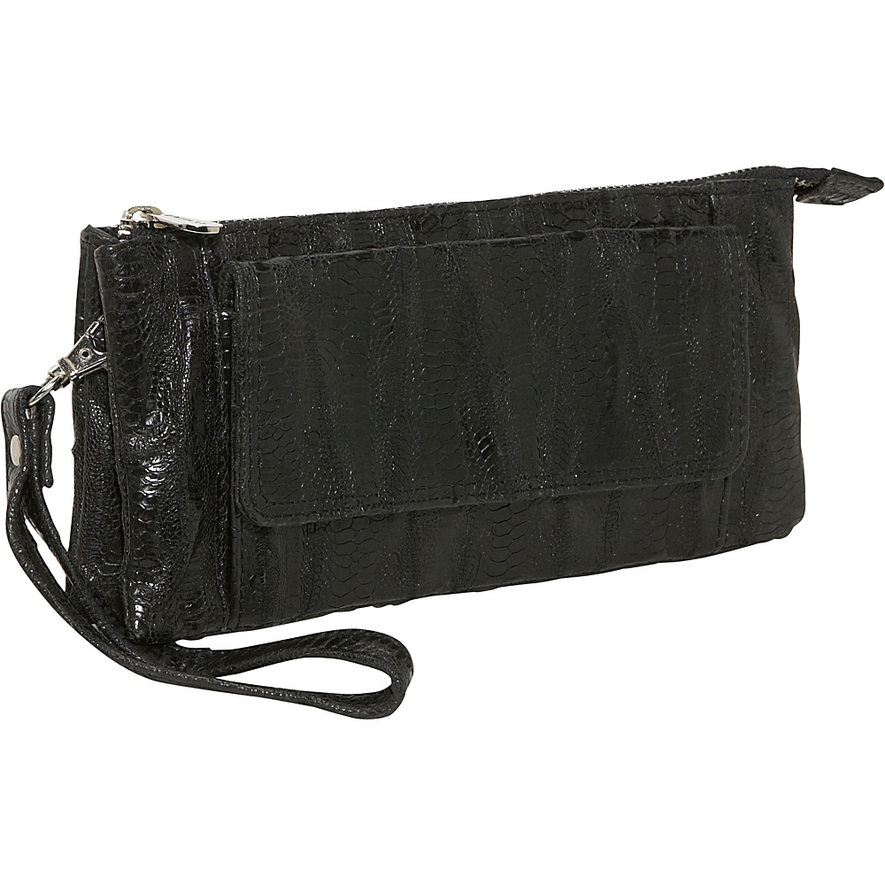 Latico Leathers Millicent - Black - Handbags, Leather Handbags