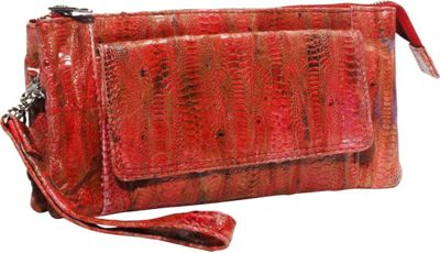 Latico Leathers Millicent Red - Latico Leathers Leather Handbags