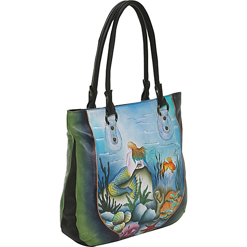 Anuschka Large Tote - Little Mermaid - Little Mermaid