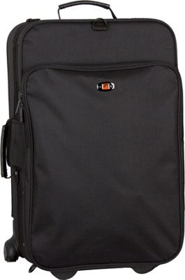 Protec iPac Triple Trumpet Case with Wheels - Black