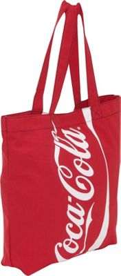 Ashley M Coca-Cola Tote Bag in Recycled Material - Tote