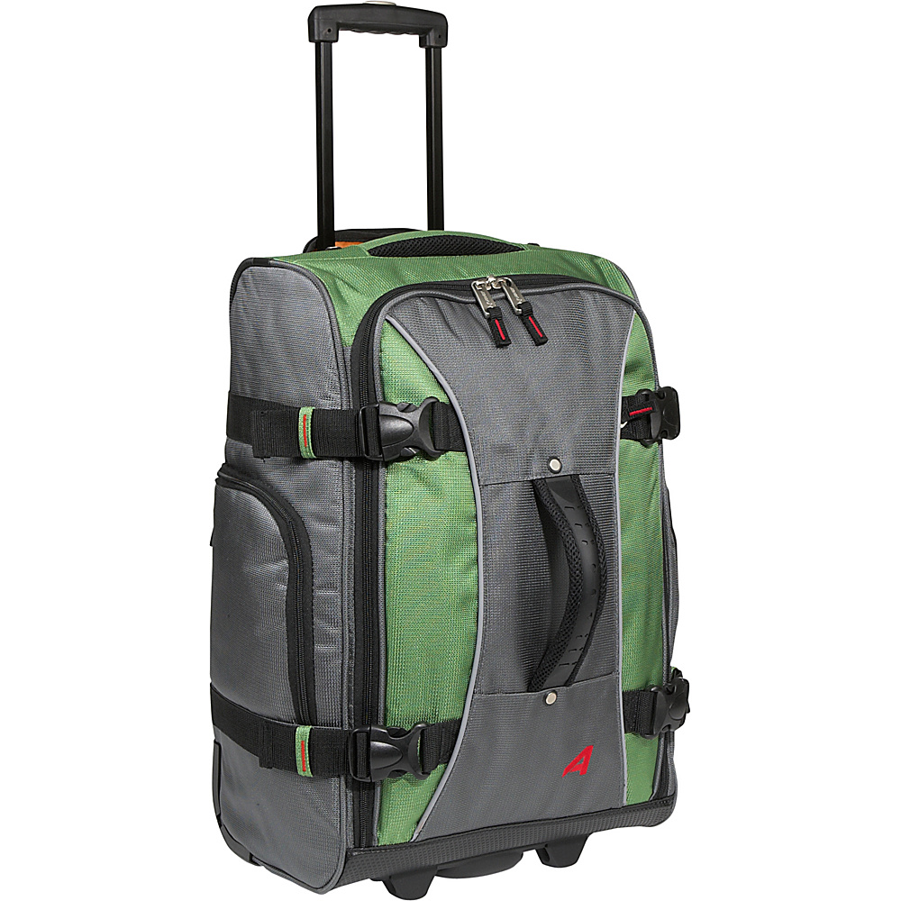 Athalon 21 Hybrid Travelers - Grass/Green - Luggage, Softside Carry-On