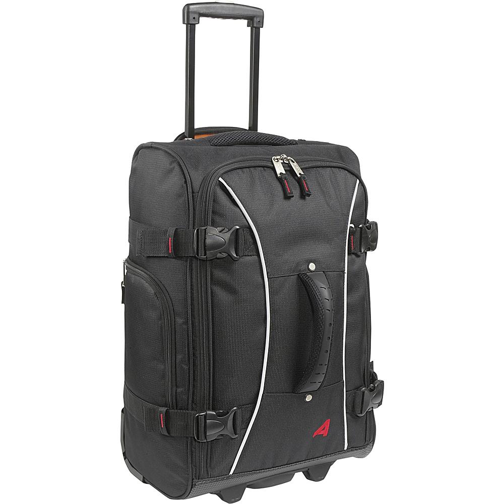 Athalon 21 Hybrid Travelers - Black - Luggage, Softside Carry-On
