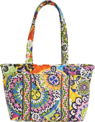 Vera Bradley Mandy Tote Rio - Vera Bradley Fabric Handbags