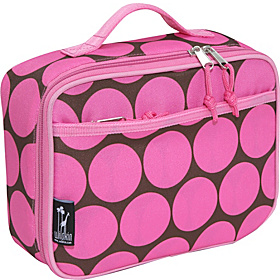 Big Dots Pink Lunch Box Big Dots - Pink