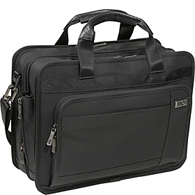 Architecture 3.0 Monticello 15 Exp. Laptop Brief Black