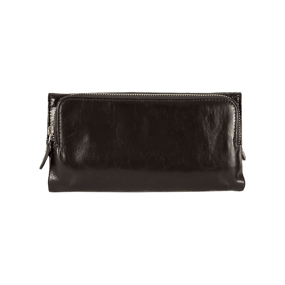 Latico Leathers Bell Wallet Black - Latico Leathers Womens Wallets - Women's SLG, Women's Wallets