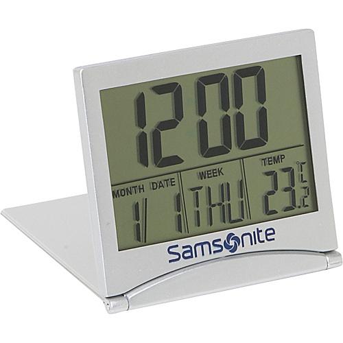 Samsonite Travel Accessories Digital Travel Alarm Clock