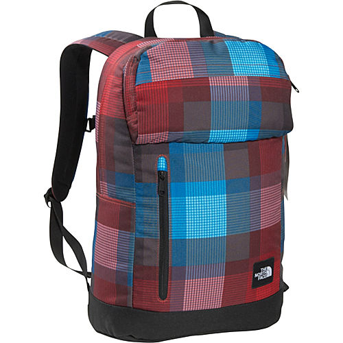 Fiery Red Plaid -  (Currently out of Stock)