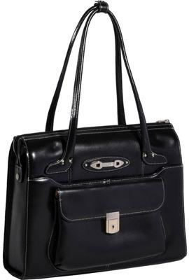 McKlein USA Wenonah - Ladies' Leather Laptop Briefcase