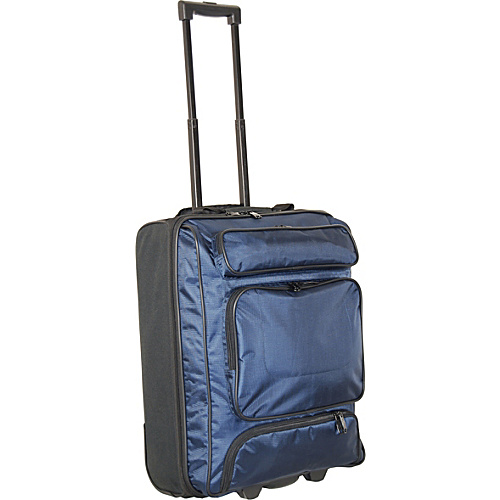 Netpack Carry Light Roller Duffel Navy