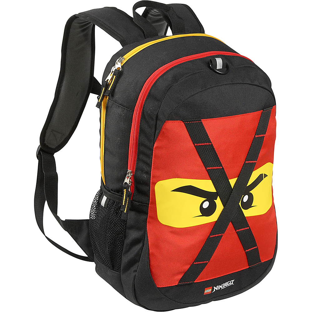 LEGO Ninjago Future Backpack RED LEGO Everyday Backpacks