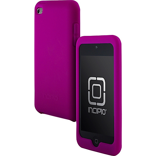 Incipio dermaSHOT for iPod touch 4G Bright Purple - Incipio Personal Electronic Cases