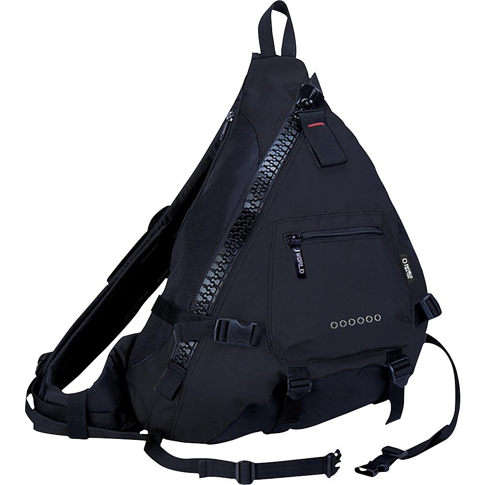 J World Hickory Sling Bag - Black - Backpacks, Slings