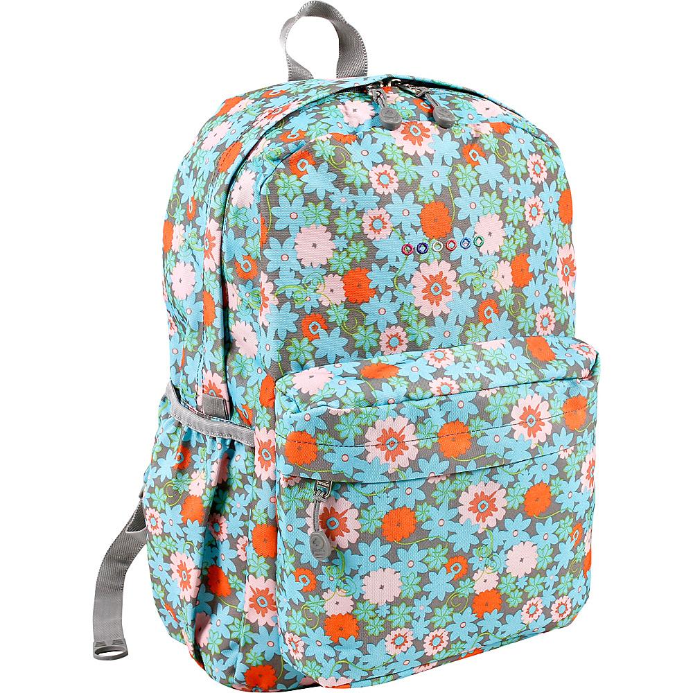 J World New York Oz School Backpack BLOSSOM - J World New York Everyday Backpacks - Backpacks, Everyday Backpacks