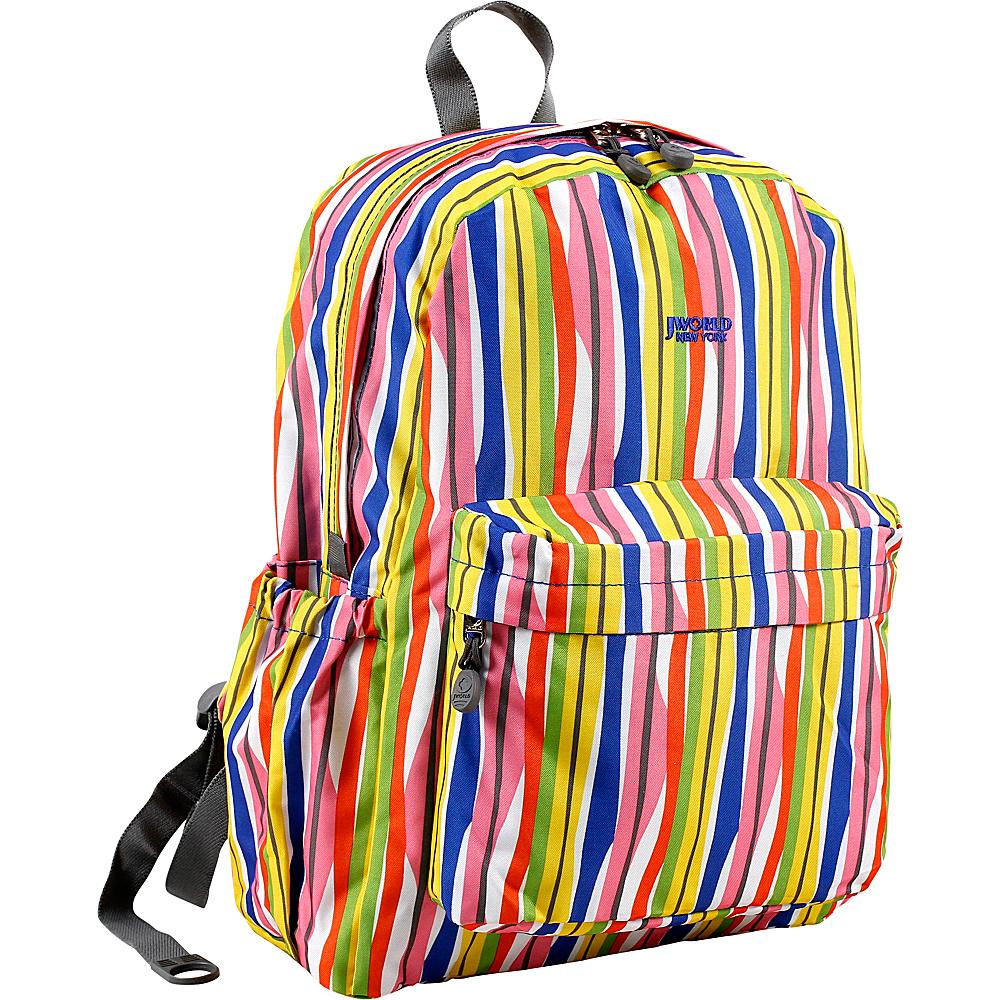J World New York Oz School Backpack WAVERY - J World New York Everyday Backpacks - Backpacks, Everyday Backpacks