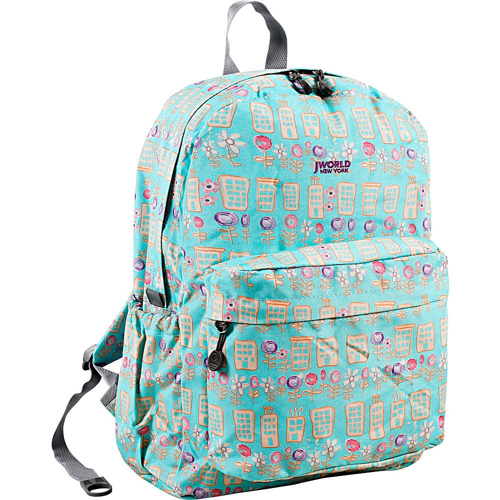J World New York Oz School Backpack Urban - J World New York Everyday Backpacks - Backpacks, Everyday Backpacks