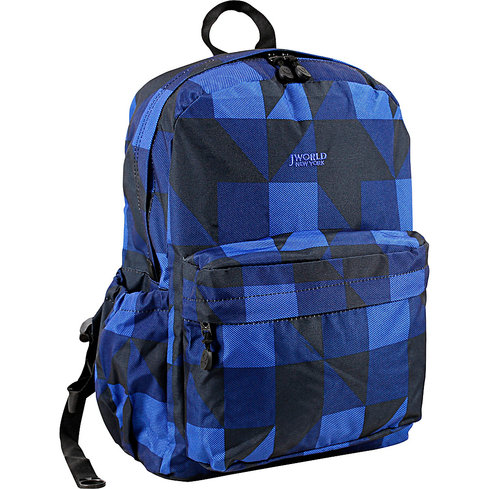 J World Oz - Block Navy - Backpacks, Everyday Backpacks