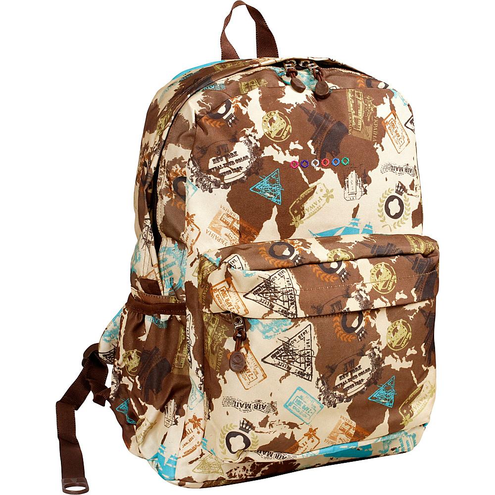 J World New York Oz School Backpack Atlas - J World New York Everyday Backpacks - Backpacks, Everyday Backpacks