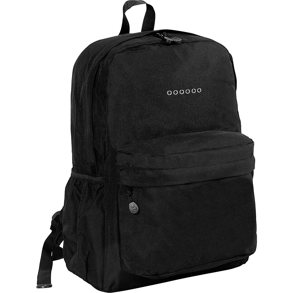 J World New York Oz School Backpack Black - J World New York Everyday Backpacks - Backpacks, Everyday Backpacks
