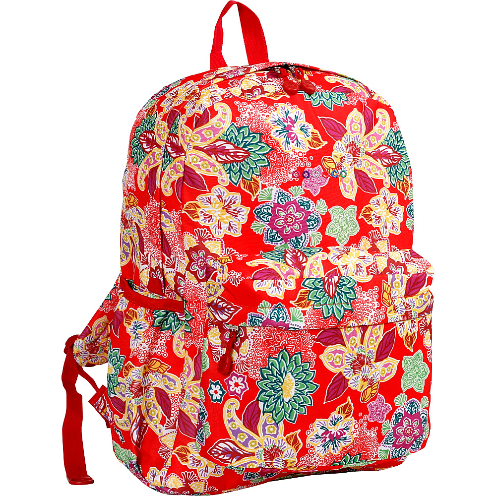 J World New York Oz School Backpack Passion - J World New York Everyday Backpacks - Backpacks, Everyday Backpacks