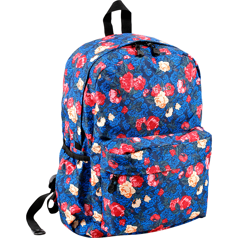 J World New York Oz School Backpack Vintage Rose - J World New York Everyday Backpacks - Backpacks, Everyday Backpacks