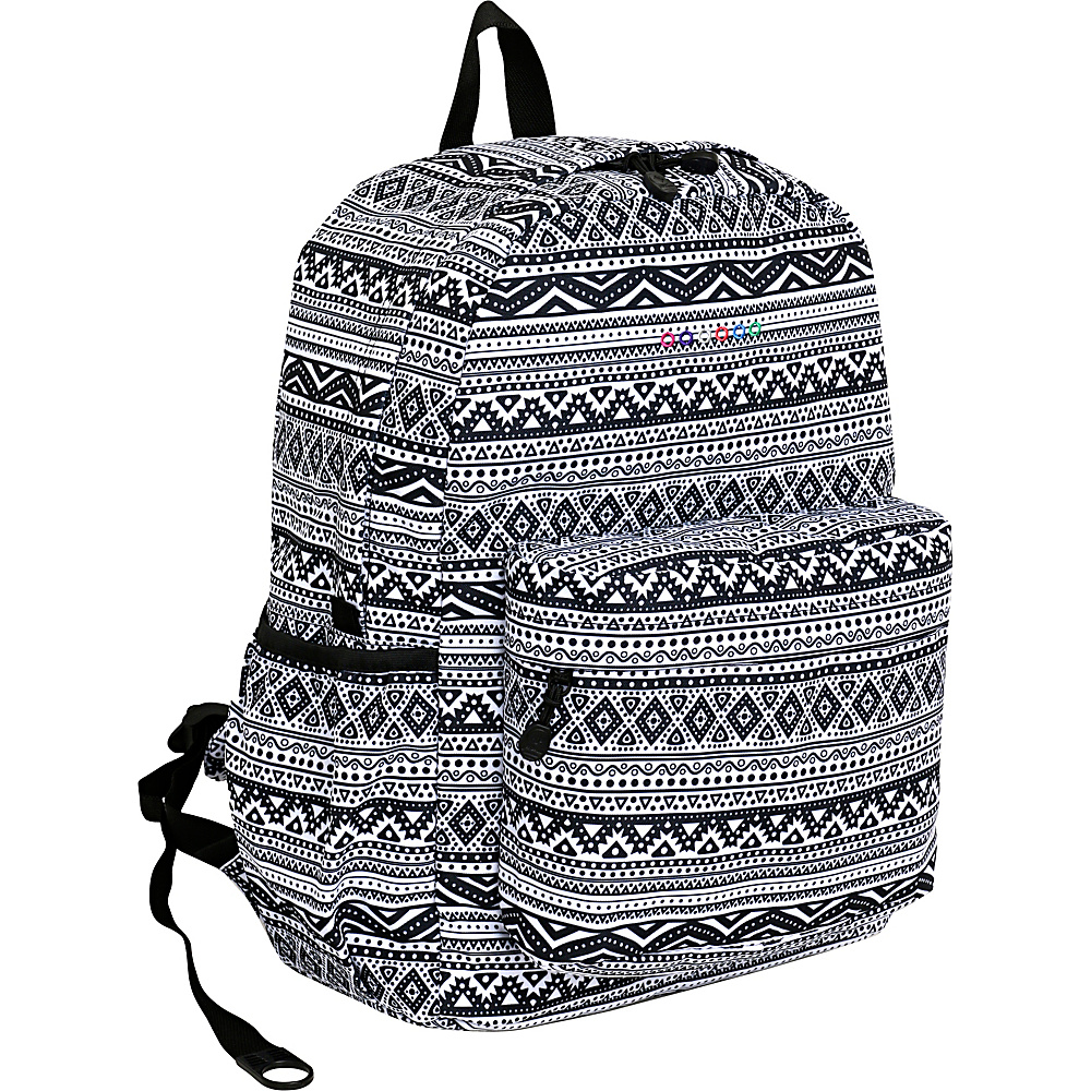J World New York Oz School Backpack Tribal - J World New York Everyday Backpacks - Backpacks, Everyday Backpacks