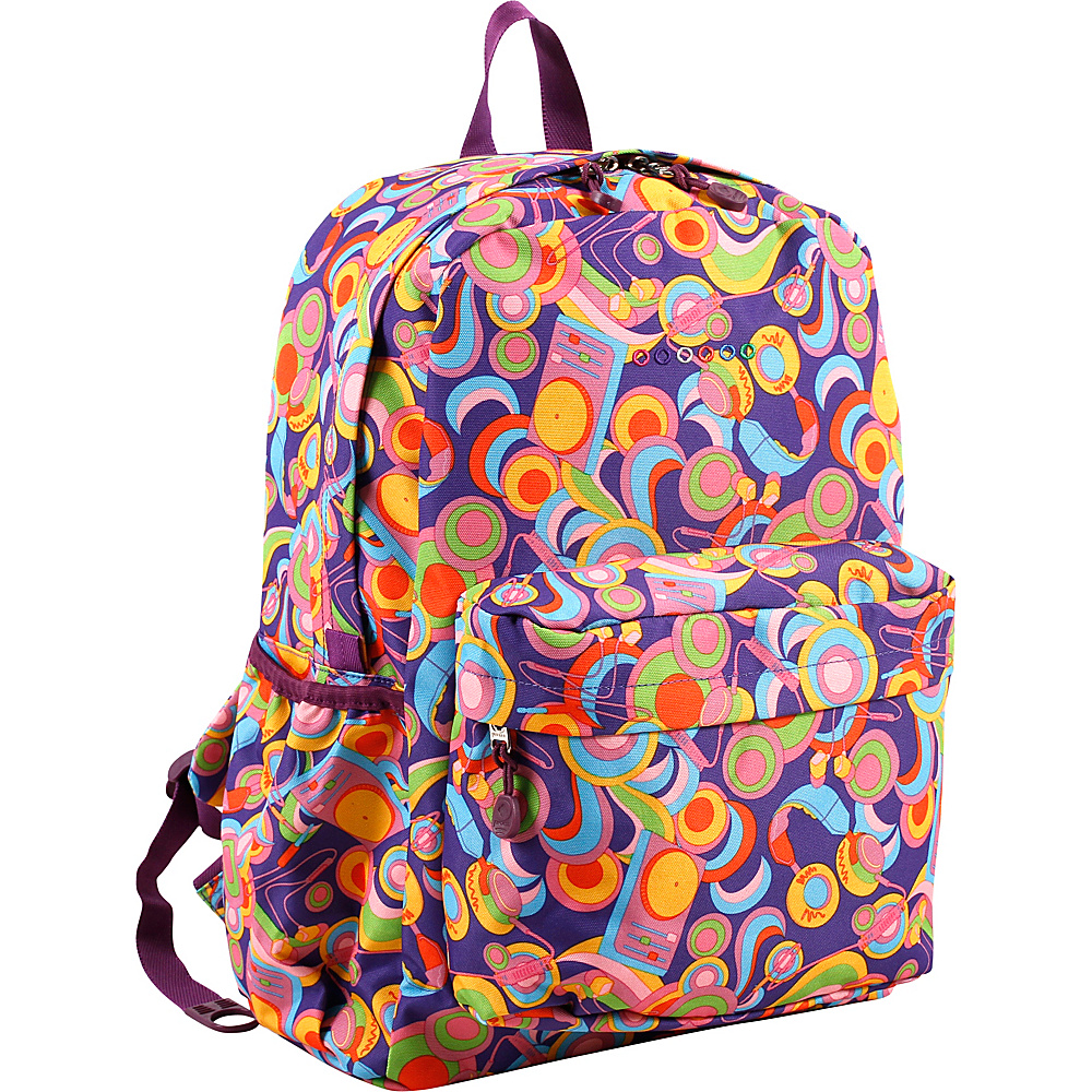 J World New York Oz School Backpack Funky - J World New York Everyday Backpacks - Backpacks, Everyday Backpacks