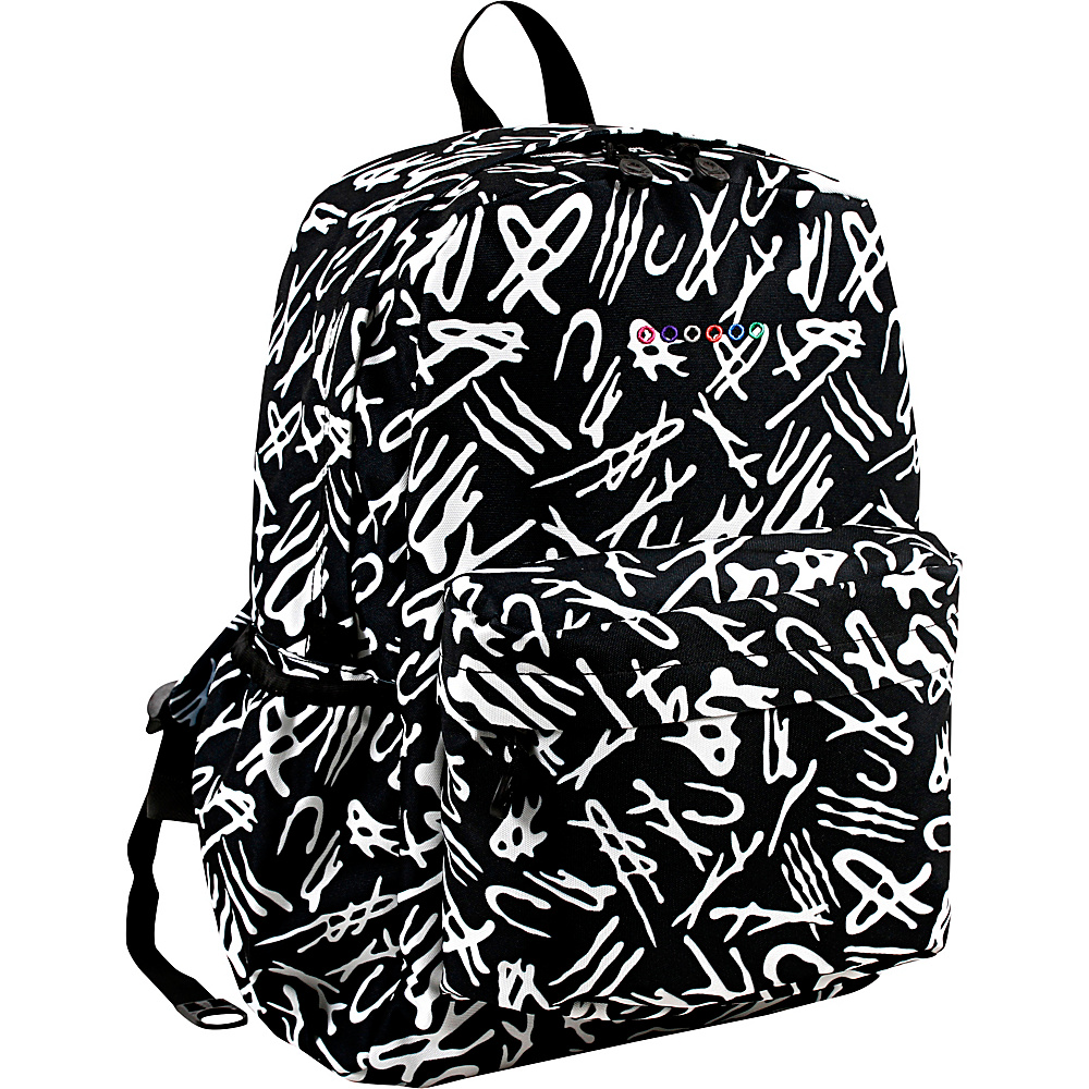 J World New York Oz School Backpack Script - J World New York Everyday Backpacks - Backpacks, Everyday Backpacks