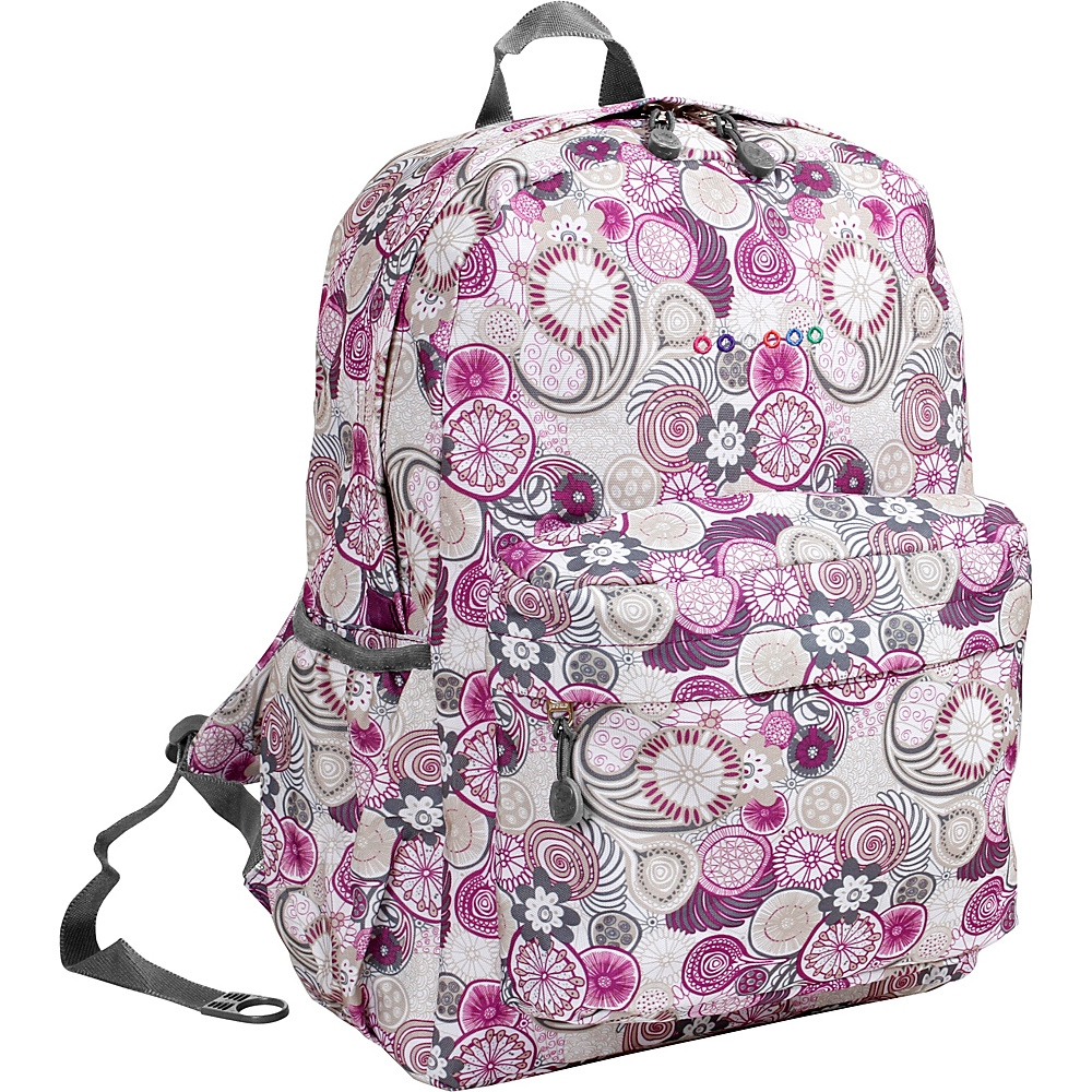 J World New York Oz School Backpack Lemon - J World New York Everyday Backpacks - Backpacks, Everyday Backpacks