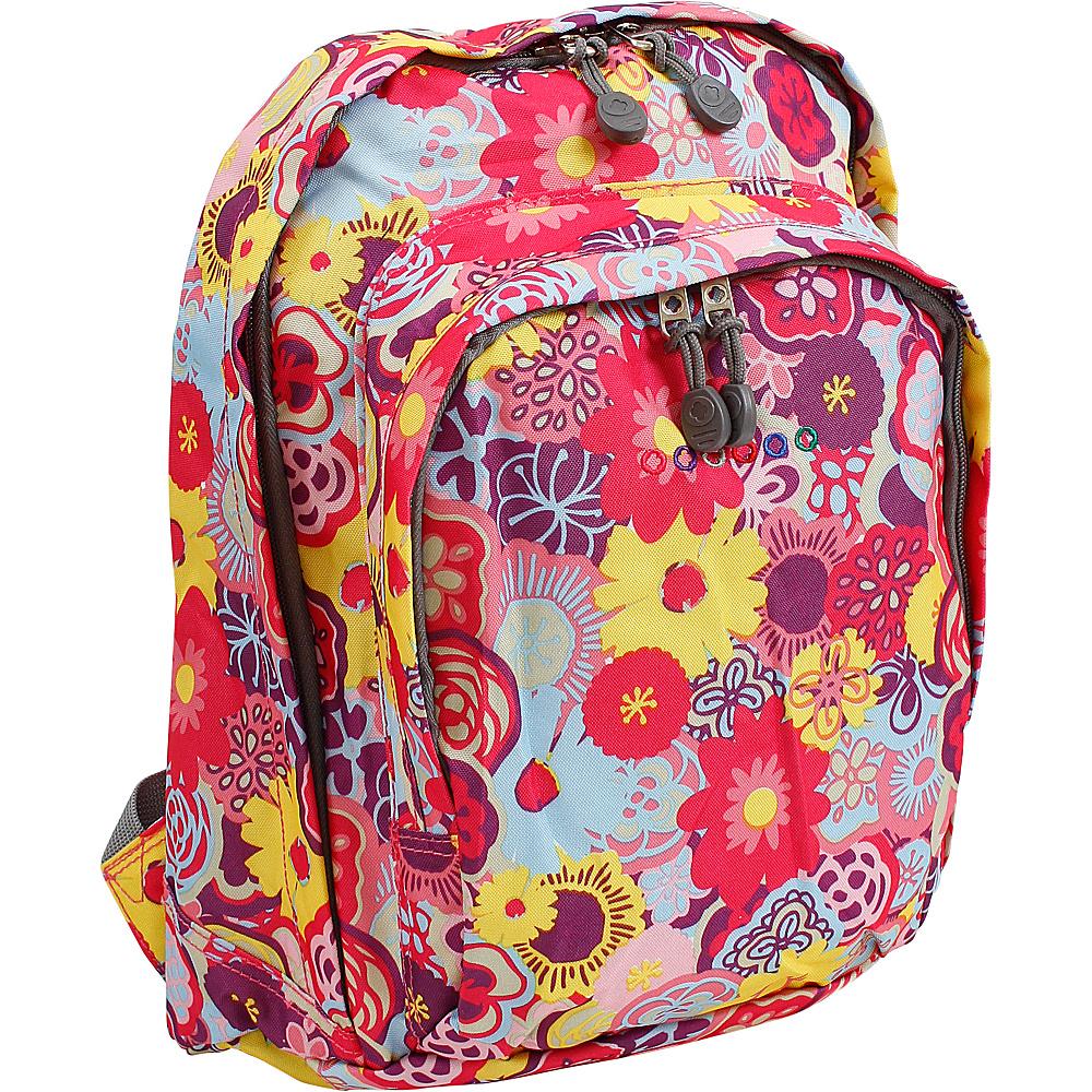 J World New York Lakonia Mini Backpack POPPY PANSY - J World New York Everyday Backpacks - Backpacks, Everyday Backpacks