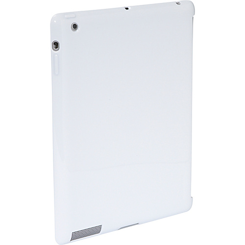 Kensington Protective Back Cover for iPad 2 - White