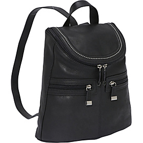 Torino Backpack Black