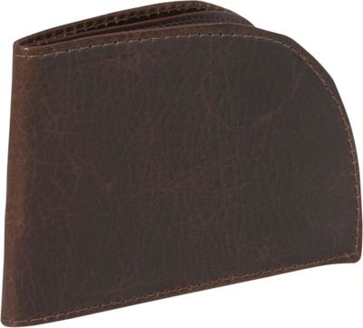 Rogue Wallets Bison Wallet - RFID - Brown