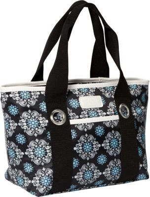 sachi handbags large neoprene lunch bag purse by of