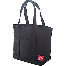 Windbreaker Tote Bag (MD) Black