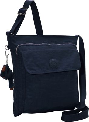 Kipling Machida Crossbody Bag True Blue - Kipling Fabric Handbags