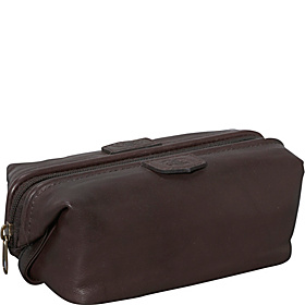 Travel Express Mini-Framed Travel Kit Brown