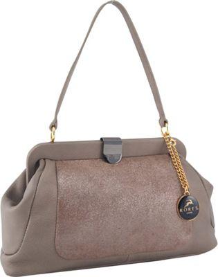 Koret Handbags Retro Classic Framed Top Handle