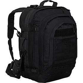 Bugout Bag -  600 Denier Poly/Canvas Black