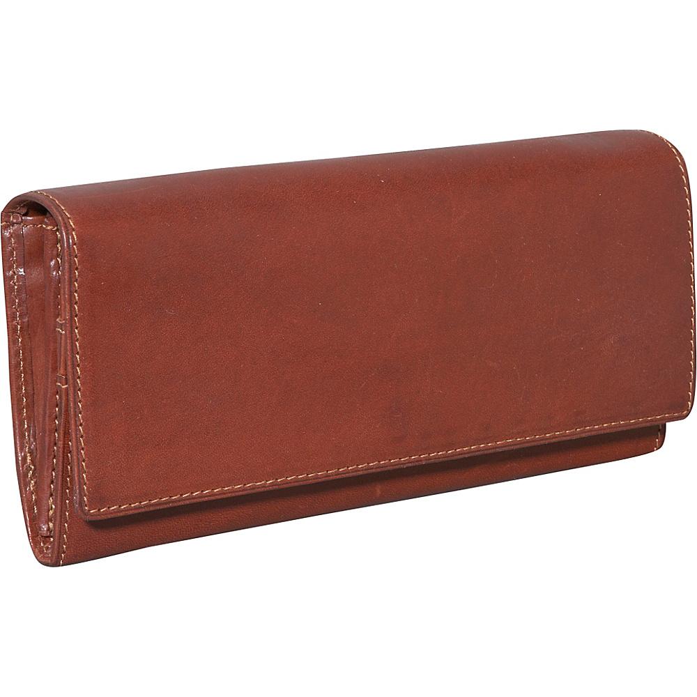Derek Alexander Large Multi Comp Clutch Wallet - Women's SLG, Women's Wallets