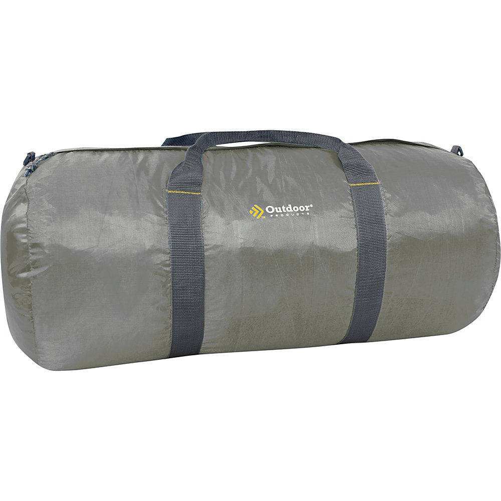 Outdoor Products Deluxe Duffle Large Wild Dove Outdoor Products Outdoor Duffels