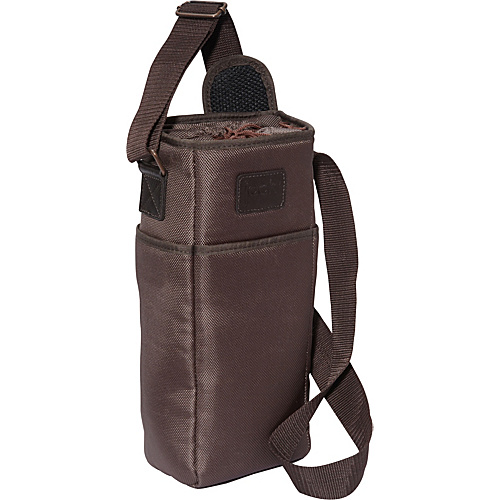 Jill-E Jack Lens Bag Chocolate Brown - Jill-E Camera Cases