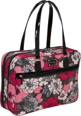 Vera Bradley Campanion Attache - Mocha Rouge
