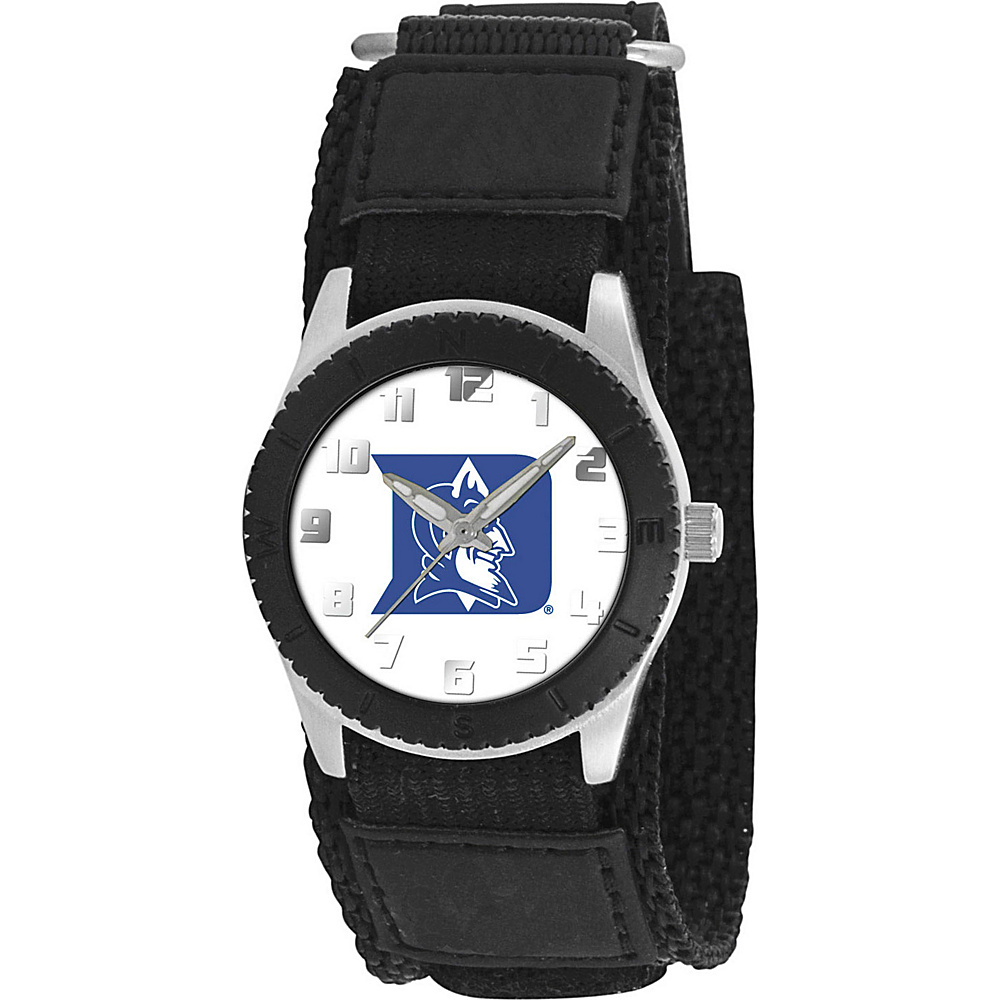 Game Time Rookie Black College Duke Blue Devils Black Game Time Watches